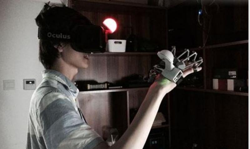 VR与外骨骼擦出别样火花,或开辟更多应用新天地