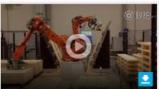 科技奇趣: Abb机器人加工木材