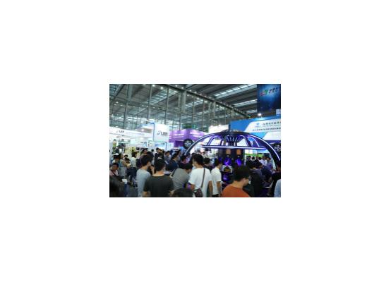 海外知名企业入驻第十九届高交会光电显示展