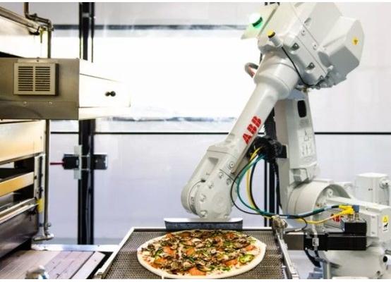 硅谷开了家披萨外卖店,用机器人来做披萨