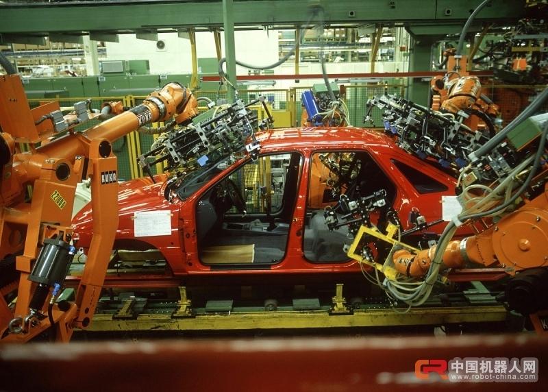 工业机器人产业又一杰作面世!开启专业人才培养新时代!