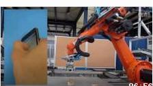 iPhone工业机器人控制-KUKA-KR6