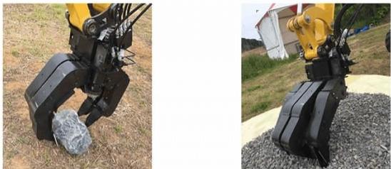 日本这个可远程操控的救援机器人 现在还多了四根手指抓取重物