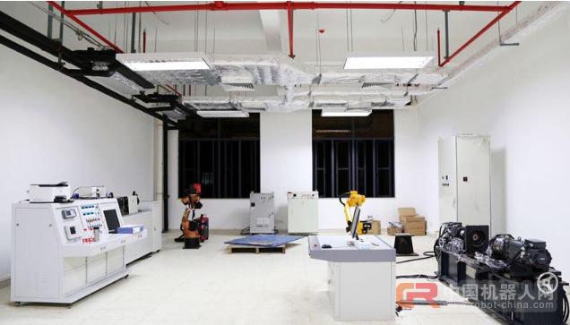 工业机器人性能检测实验室