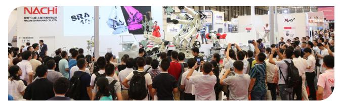 2018上海国际工业自动化及机器人展览会火爆报名进行中!