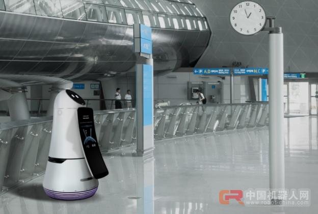 为 2018 冬季奥运备战,仁川机场导入 LG 机器人为旅客带路