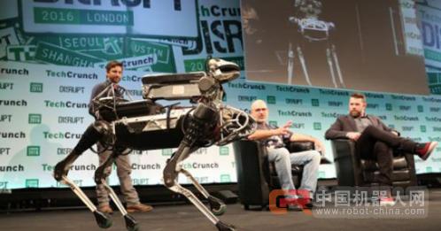 看看这七款灵感来自大自然的机器人 每款都将生态与机器结合