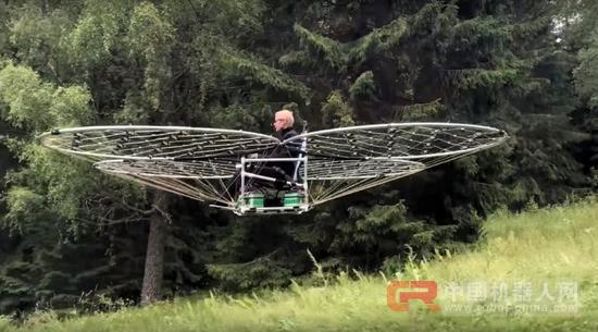 瑞典工程师研发电动