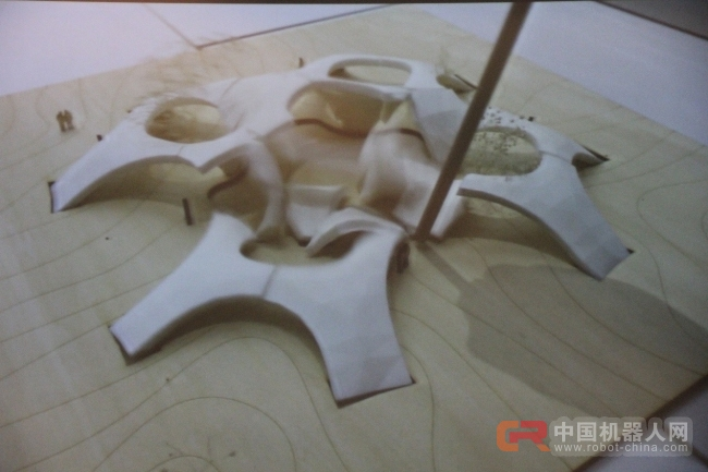 """同济架设全球第一组3D打印步行桥,""""上海数字未来""""展窥见数字设计未来!"""