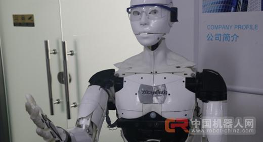 """「共舞长江经济带」芜湖:用机器人来实现""""换道超车"""""""