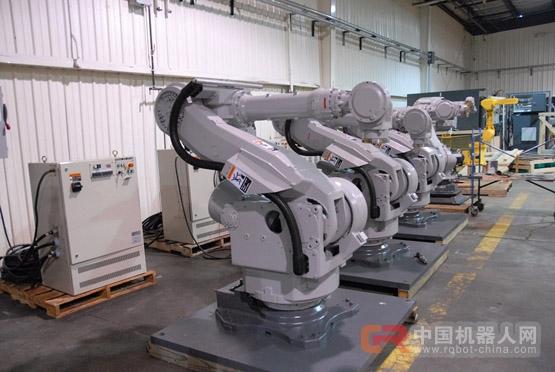 中国工业机器人产业驶入高端、智能发展新航道