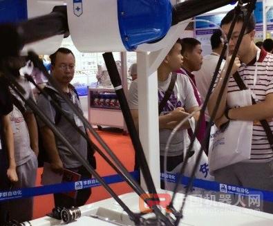 """李群自动化:践行""""智能制造"""" 助力机器人行业"""