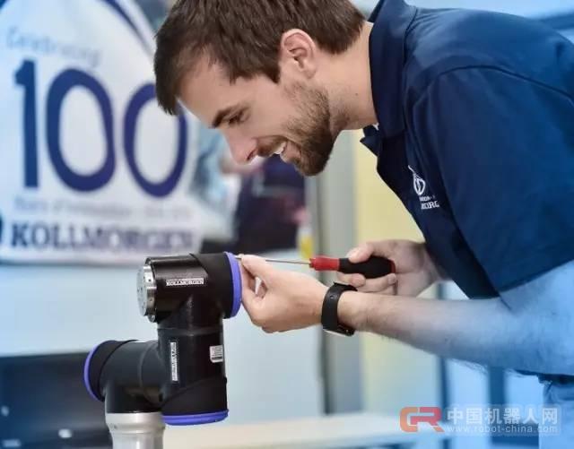 一步到位!科尔摩根发布RGM机器人关节模组