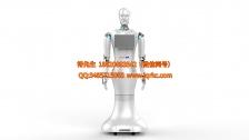 广州澳博服务机器人