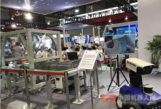热点直击 —— 启帆在中国国际机器人展览会等你