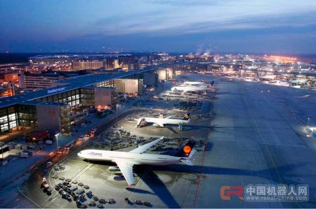 盘点机场黑科技:跑步赶飞机可好?