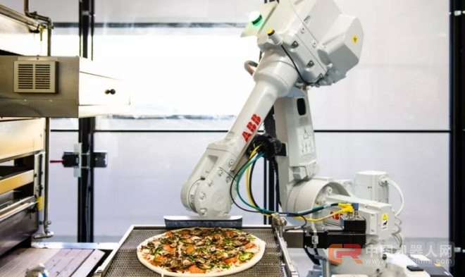 机器人厨师正在占领厨房