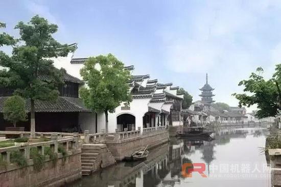 浙江建人工智能小镇