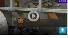 KUKA工业机器人应用视频