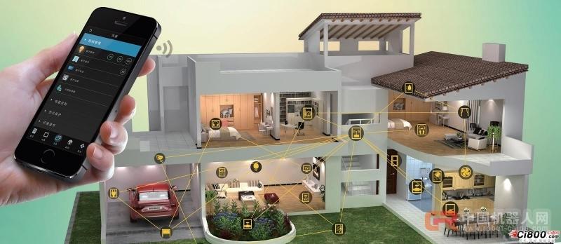 VR、3D技术、智能机器人,新技术将给智能家居带来一场革命