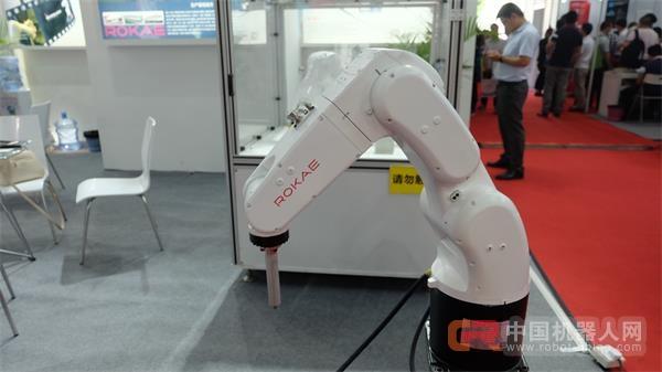 珞石机器人山东基地即将竣工投产