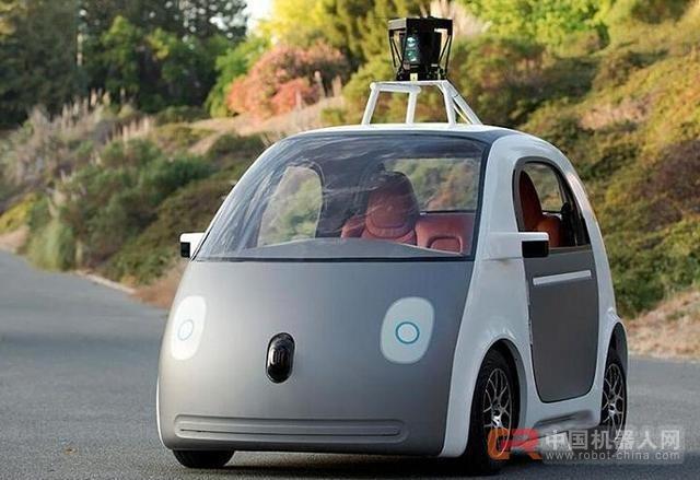 无人驾驶汽车伤了人咋办 专家:借鉴机器人三大定律
