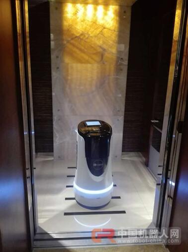 智能服务机器人,酒店突围的新利器