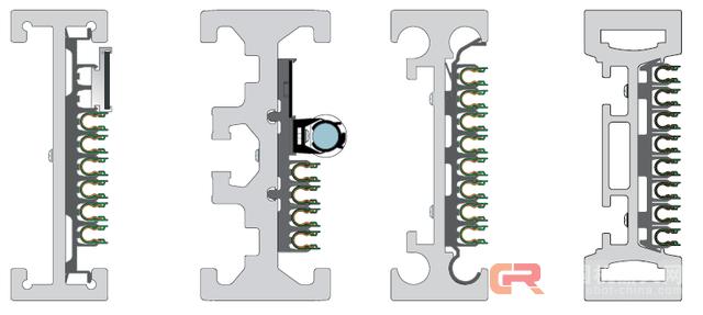 智能仓储设计基础---移动供用电系统
