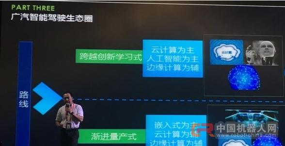 广汽研究院黄少堂:智能驾驶生态圈的构建与挑战 | CCF-GAIR 2017