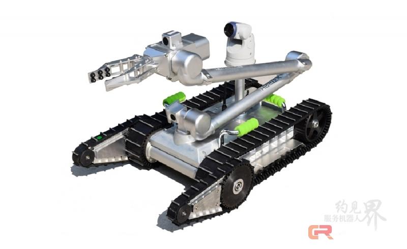 【专访】合时:十年磨一剑 打造特种机器人行业龙头企业