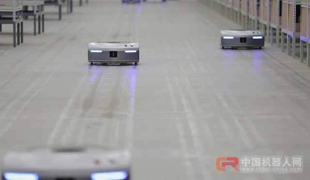 机器人公司Geek+获华平6000万美元B轮投资