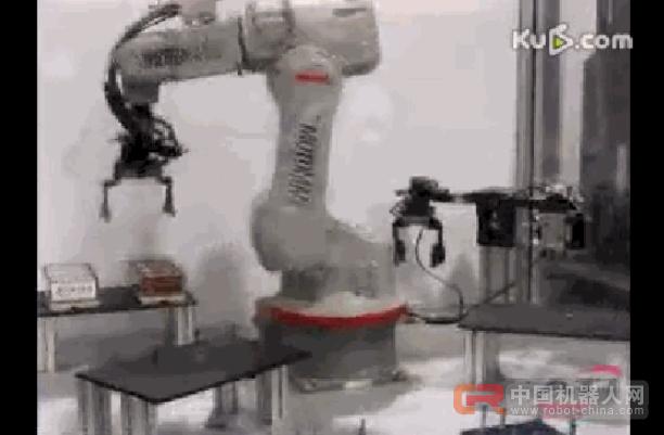 工业机器人实现柔性制造离不开的核心部件
