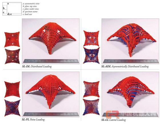 麻省理工用机器人臂3D打印无需支撑的自由形建筑