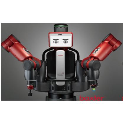 14自由度双臂智能协作机器人baxter