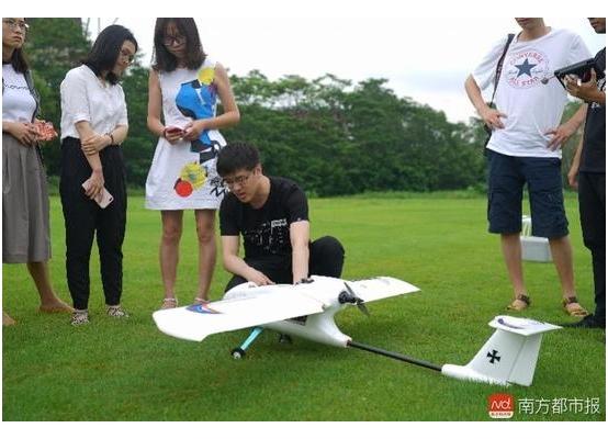 深圳大疆举办科普活动 呼吁无人机行业立法尽快出台