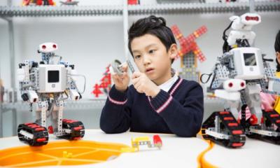 跟着儿子去比赛,世界教育机器人大赛原来在欧洲这么火