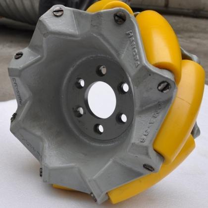 14.2寸1100Kg负载 全向轮 工业级麦克纳姆轮 智能自动化物流 全向车 CMA-36