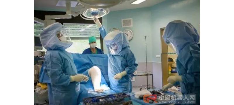 膝关节手术市场格局生变 医疗机器人崛起?