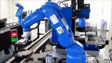 教学用工业4.0无人工厂