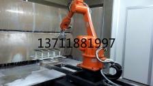 喷涂机械手喷漆机器人视频案例