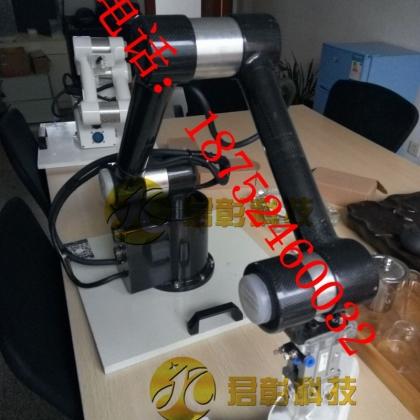 碳纤维工业机器人机械手臂现正式落户广东