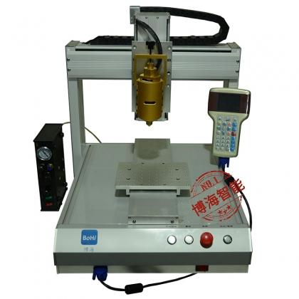 热熔胶自动点胶机在手机上的正确使用方法