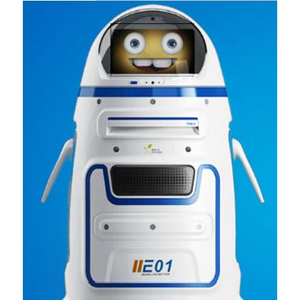 智能教育机器人方案