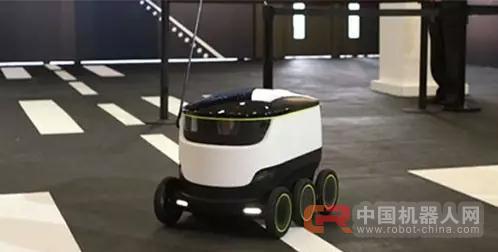 快递机器人市场水涨船高 全面助推物流供应链升级