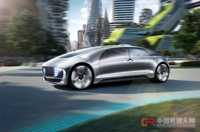 奔驰:自动驾驶汽车商业化应始于出租车_中国机器人网