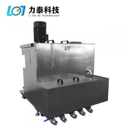 力泰科技锻造氧化皮清洗机 高压水除鳞 锻造自动化