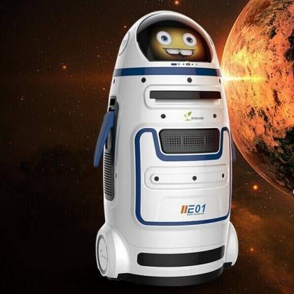 智能教育服务机器人方案