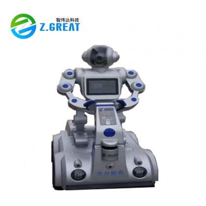 巡逻机器人 巡检机器人 安防机器人 特种机器人 苏州智伟达机器人