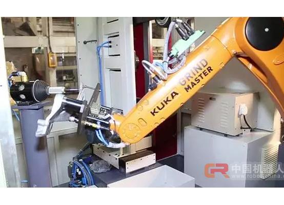 机器人去毛刺,促进铸造厂自动化升级
