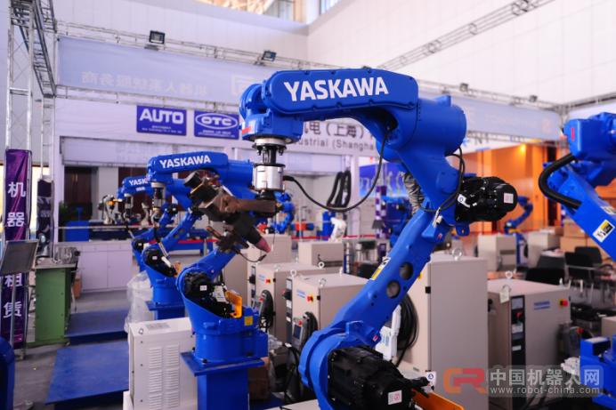 六年积淀  再续辉煌——中国最大机器人展明年3月天津举办